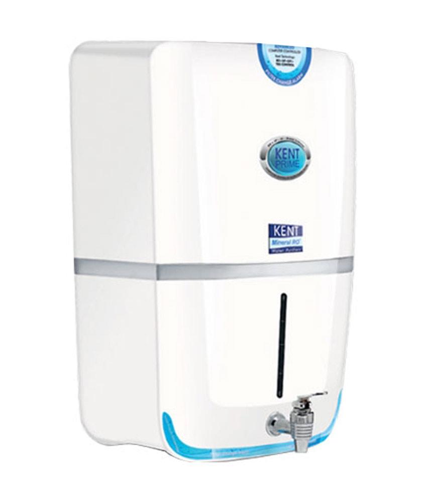 0b7040da510 KENT 15 LPH PRIME RO+UV+UF+TDS CONTROLLER WATER PURIFIERS Reviews ...