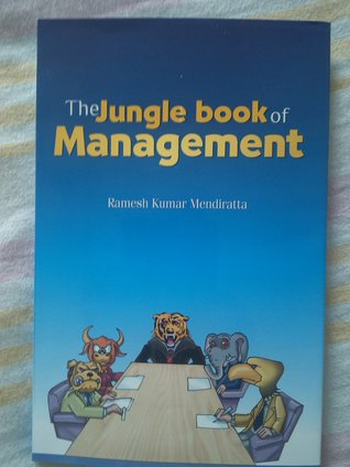 The Jungle Book of Management - Ramesh Kumar Mendiratta Image