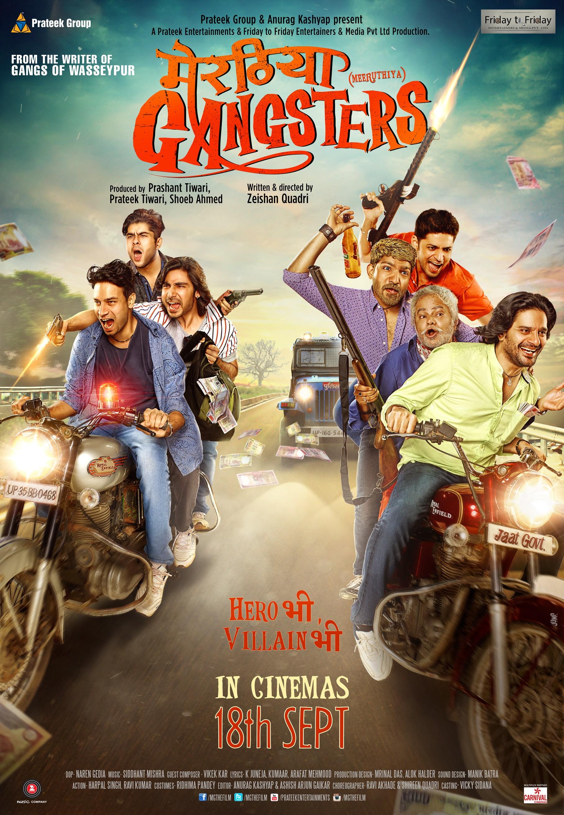 Meeruthiya Gangsters Image
