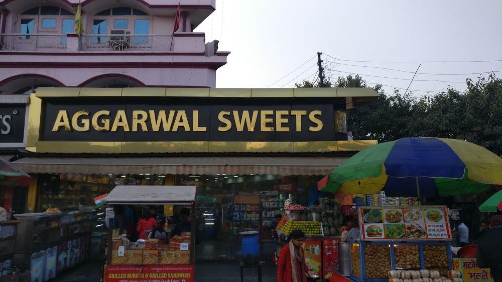 Aggarwal Sweet Shop - Sector 12 - Noida Image
