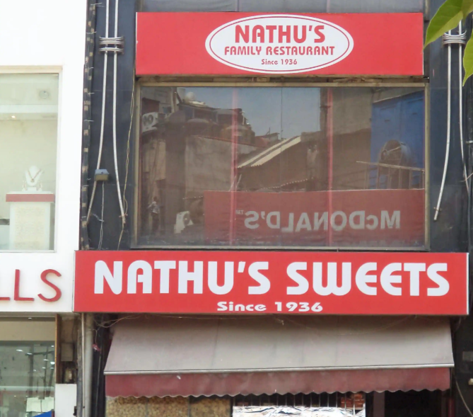 Nathu's Sweets - Sector 18 - Noida Image