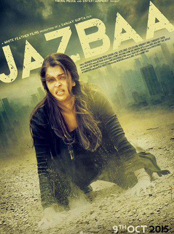 Jazbaa Image