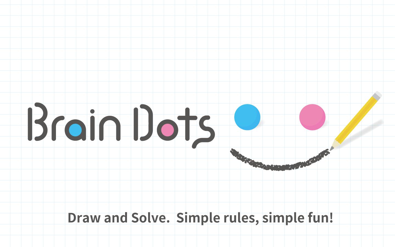 Brain Dots Image