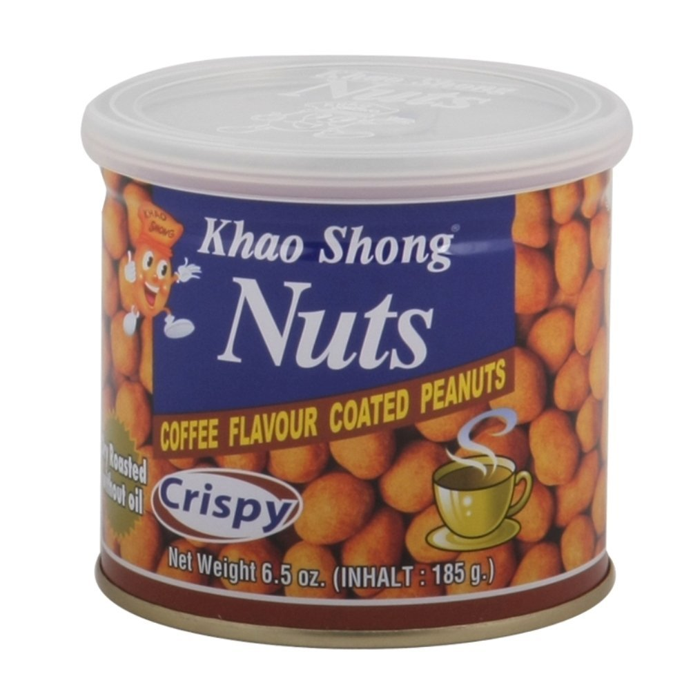 Khao Shong Coffee Flavor Coated Peanuts Image