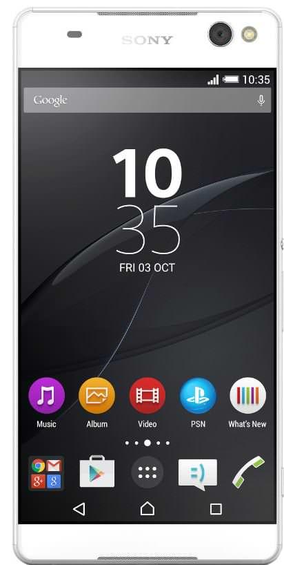 Sony Xperia C5 Ultra Image