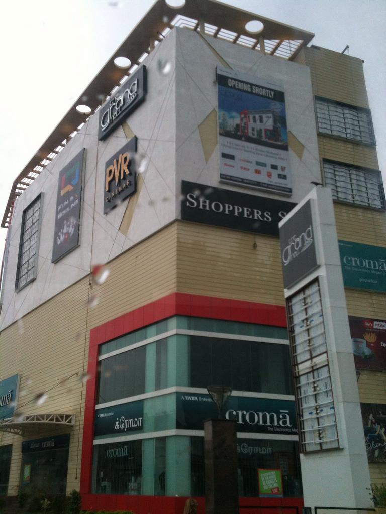 The Grand Mall - Velacherry - Chennai Image