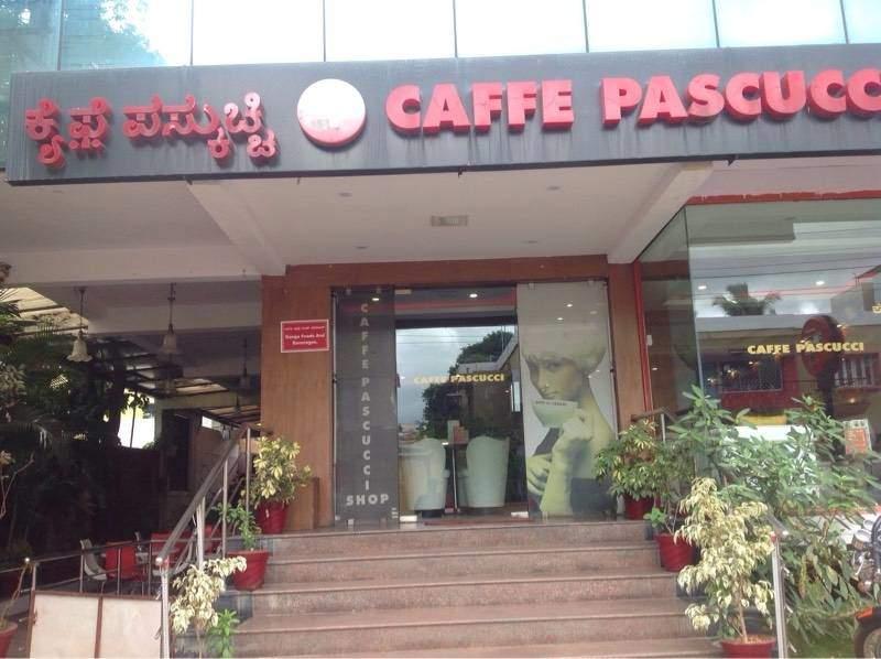 Cafe Pascucci - Jayalakhsmipuram - Mysore Image