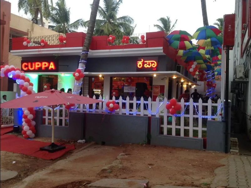 Cuppa - Jayalakhsmipuram - Mysore Image