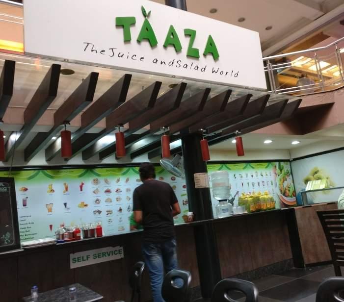 Tazza - Gokulam - Mysore Image