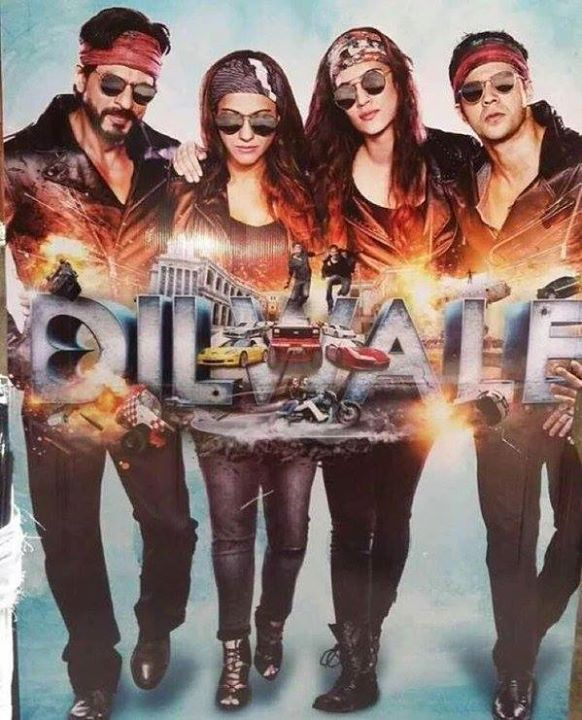 Dilwale (2015) Image