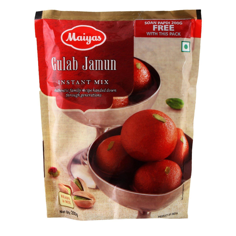 Maiyas Gulab Jamun Mix Image