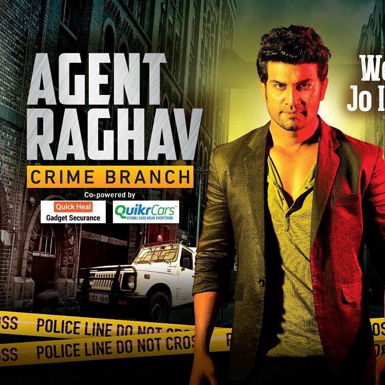 Agent Raghav - Crime Branch Image