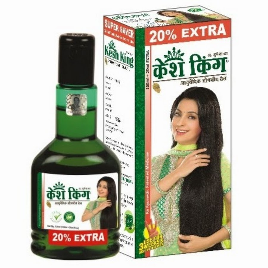 Kesh King Hair Oil Image