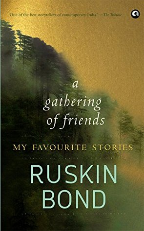Story of lost friends by ruskin bond?