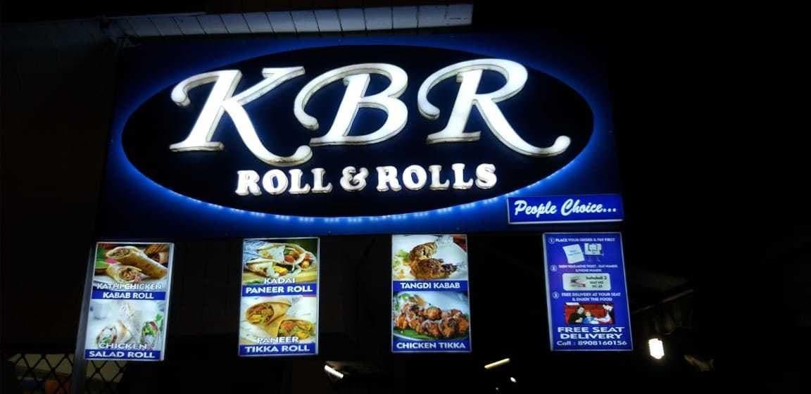 KBR Café - Kharabela Nagar - Bhubaneswar Image