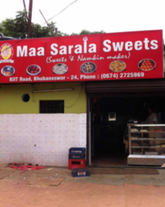 Maa Sarala Sweets - Patia - Bhubaneswar Image