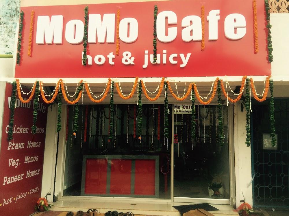 Momo Café - Kharabela Nagar - Bhubaneswar Image