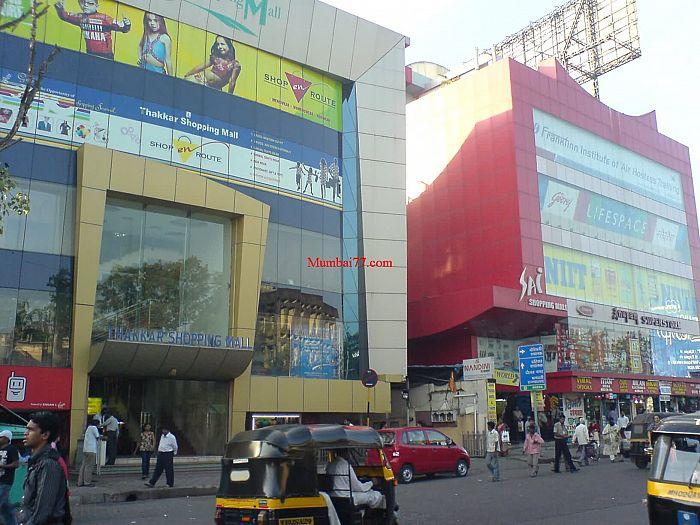 Thakkar Shopping Mall - Borivali - Mumbai Image