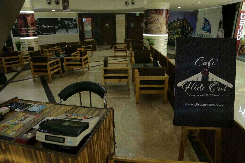 Cafe Hideout - Ashok Nagar - Udaipur Image