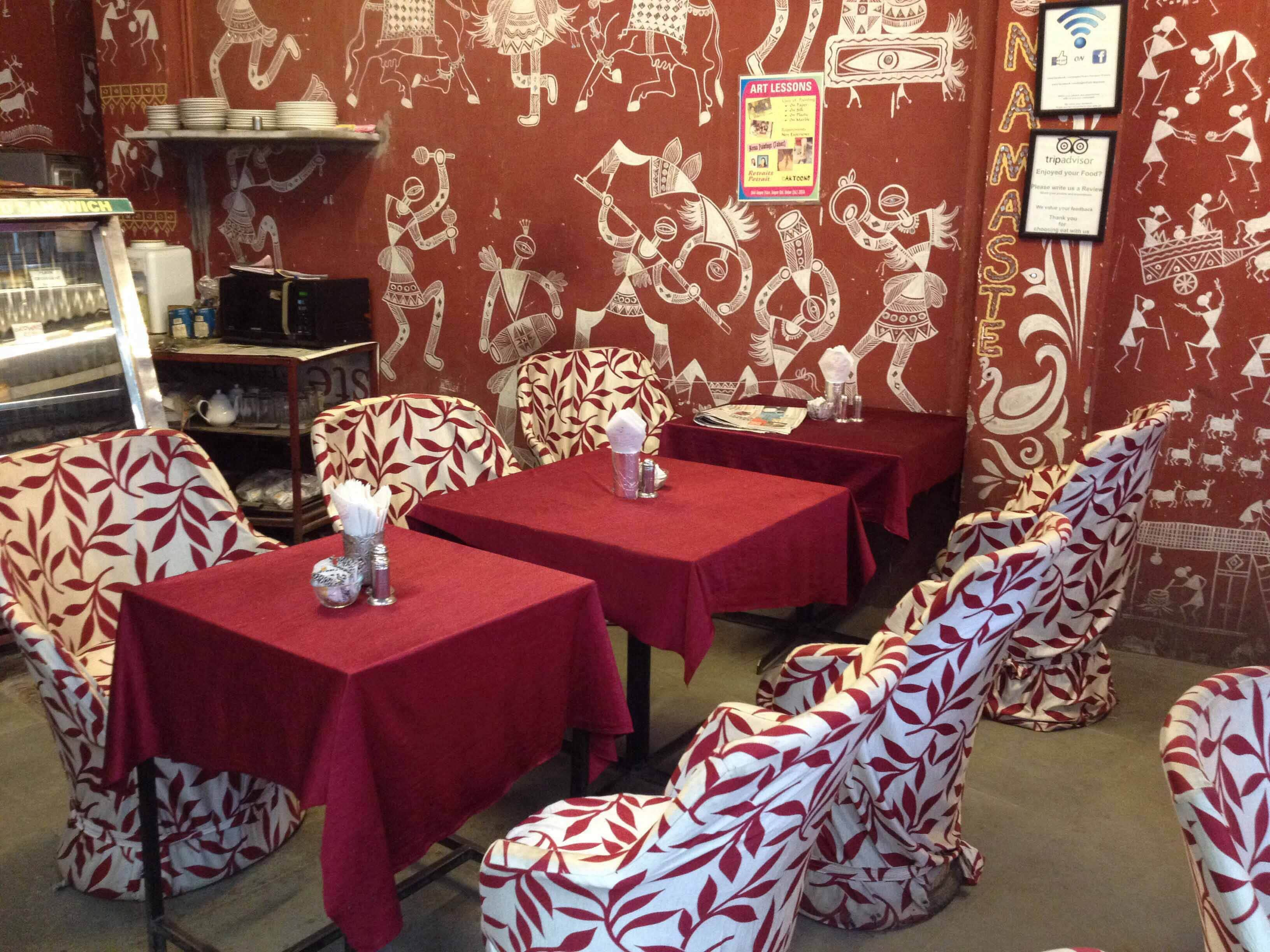 Cafe Namaste French Bakery - Chandpole - Udaipur Image