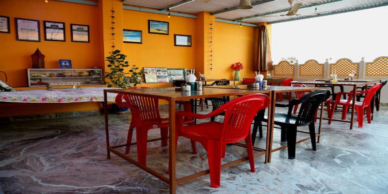 Mewargarh Palace Restaurant - Chandpole - Udaipur Image