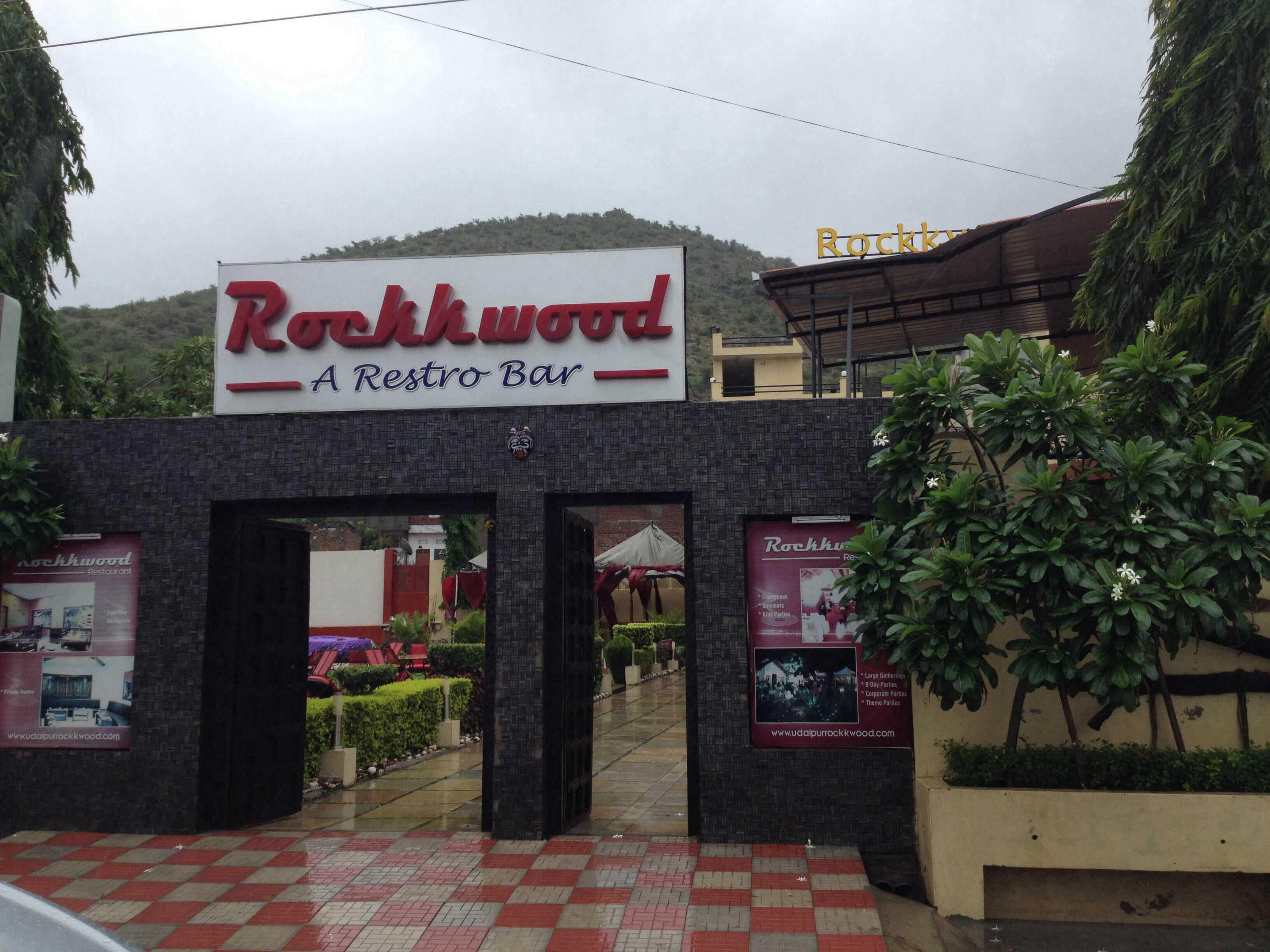 Rock Wood Restaurant - Pratap Nagar - Udaipur Image