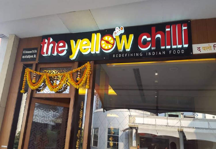 The Yellow Chilli - City Centre - Udaipur Image