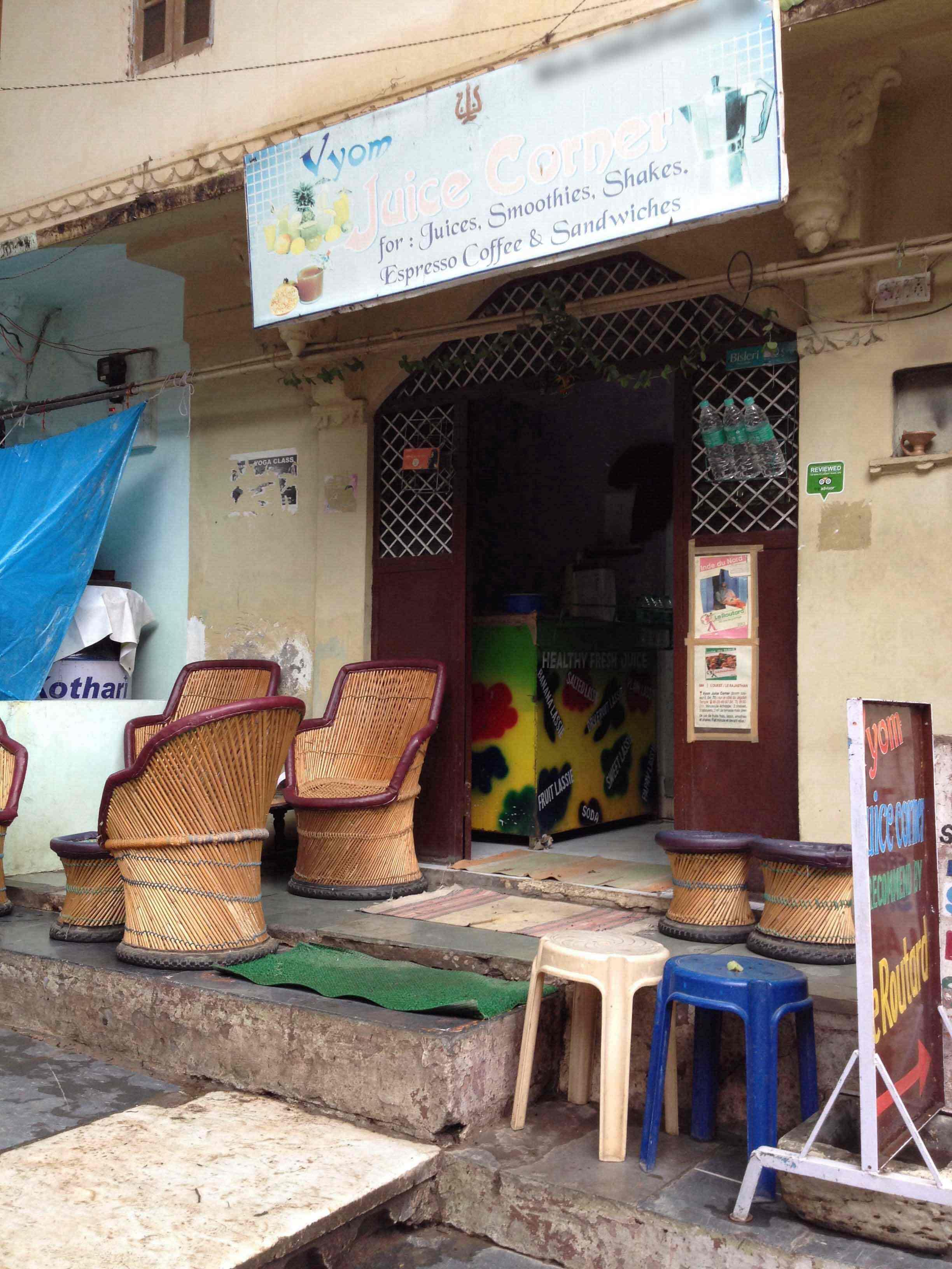 Vyom Juice Corner - Chandpole - Udaipur Image