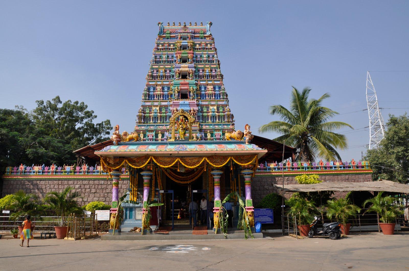 Peddamma Temple Image