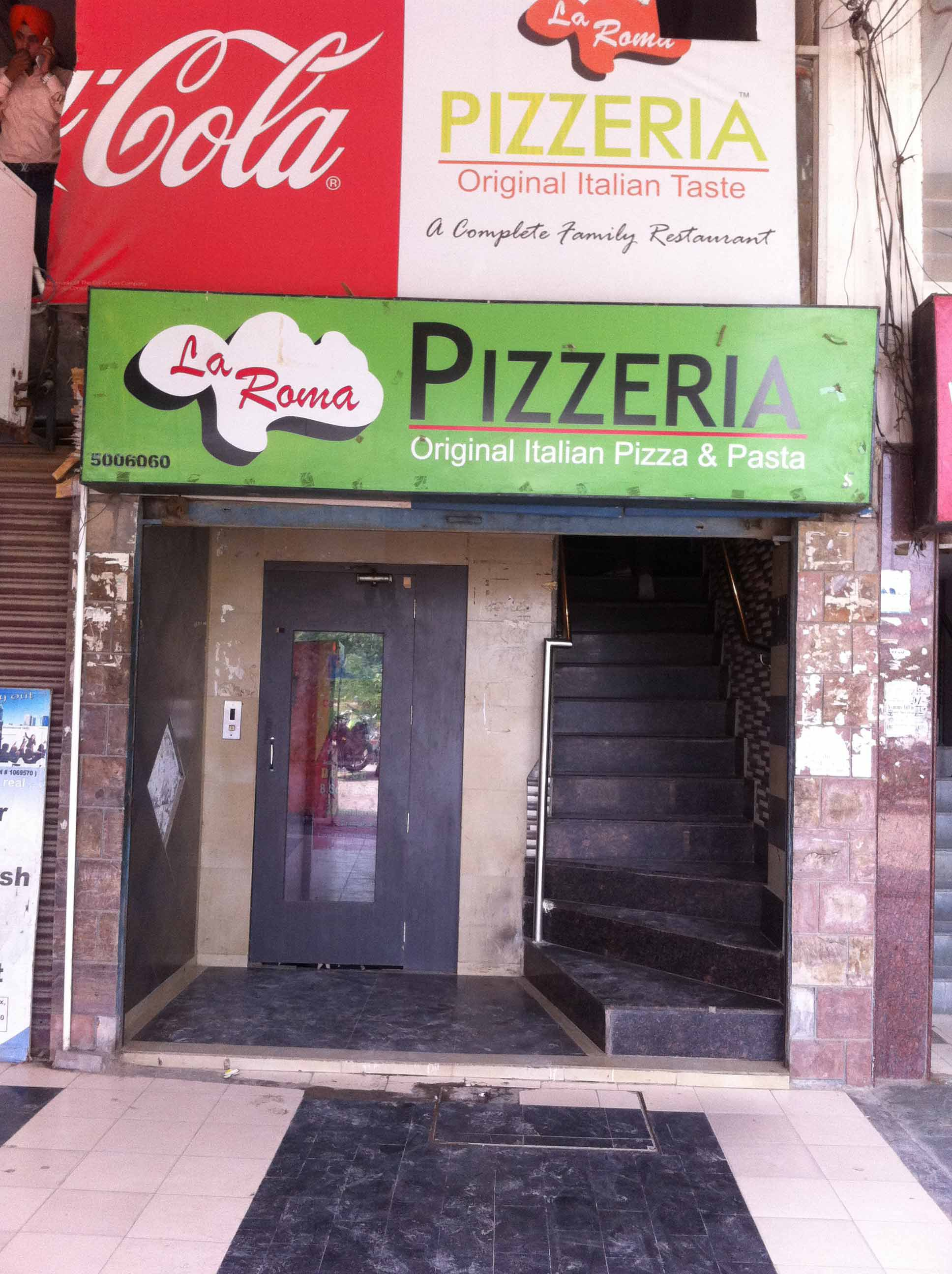 La Roma Pizzeria - Ranjit Avenue - Amritsar Image