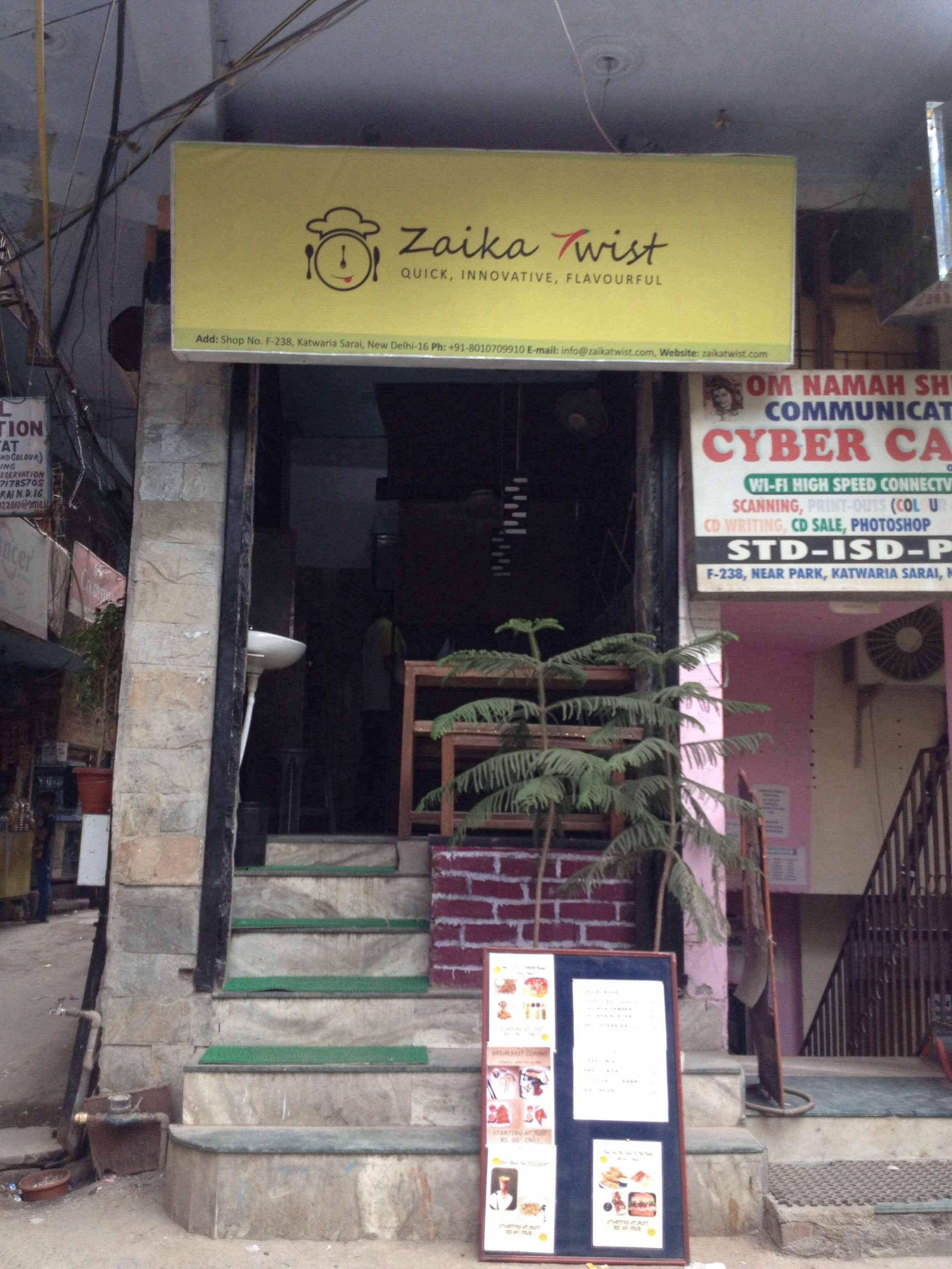 Zaika Twist - Katwaria Sarai - Delhi NCR Image