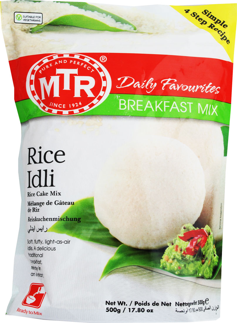 MTR INSTANT RICE IDLI MIX Reviews, Ingredients, Price ...