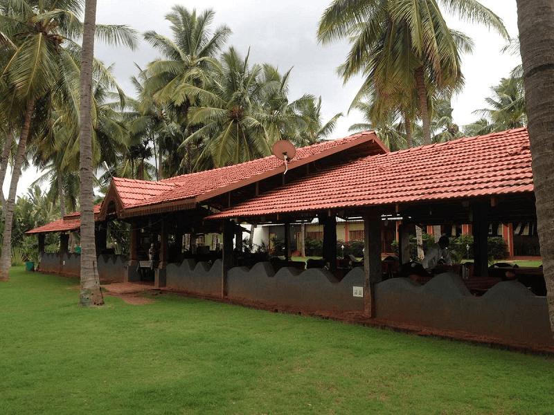 Lobo's Courtyard - Bogadi - Mysore Image
