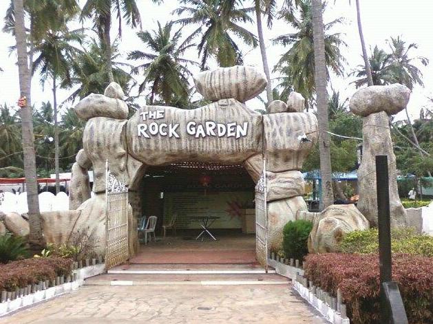 The Rock Garden - Bogadi - Mysore Image