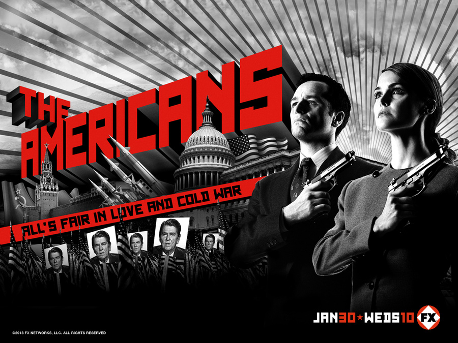 Image result for the americans
