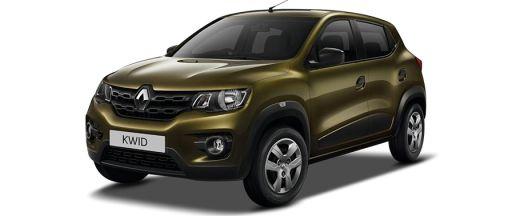 Renault Kwid RXE Image