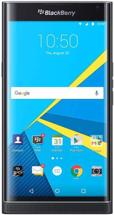 BlackBerry Priv Image