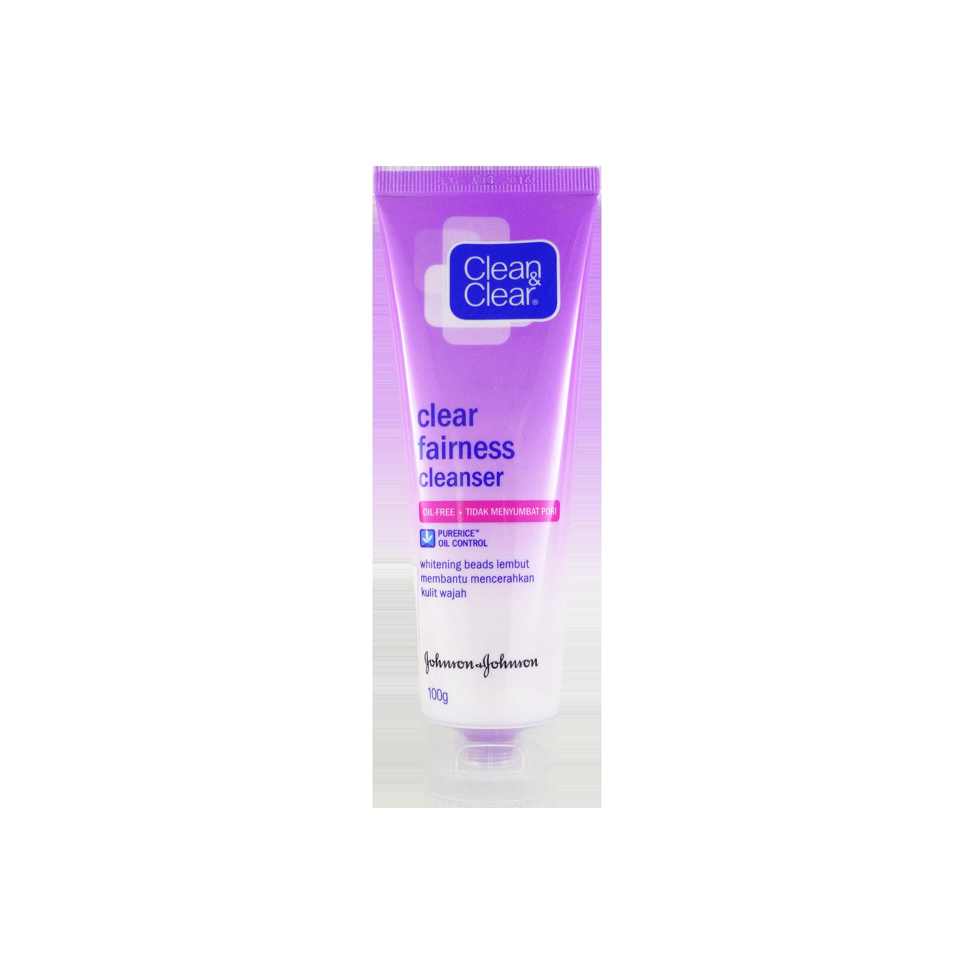 Clean Clear Fairness Face Wash Review Cream Pemutih Badan Body Gold Mouthshut Score