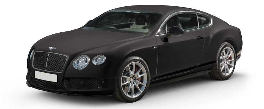 Bentley Continental GT V8 Image