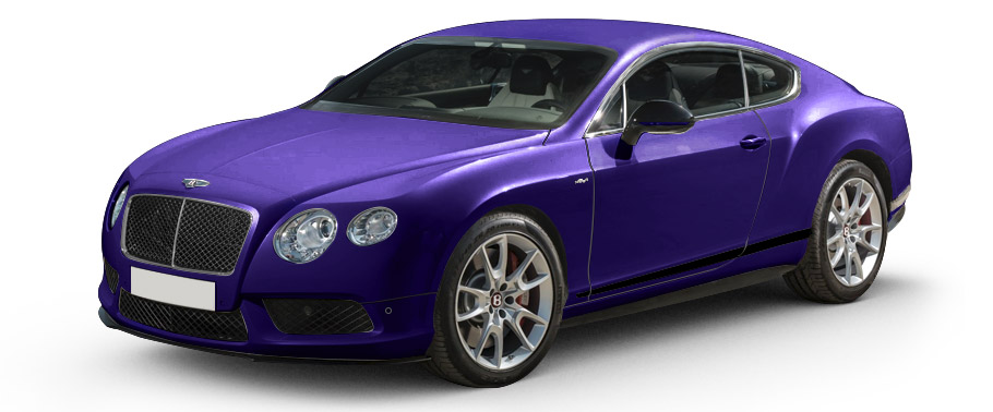 Bentley Continental GT V8 Convertible Image