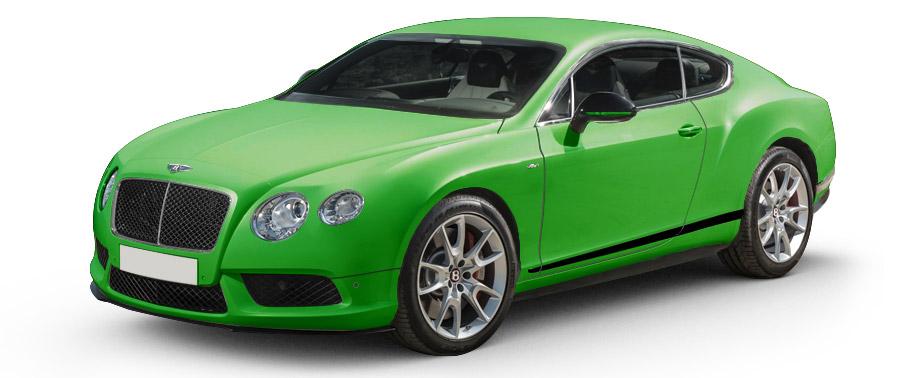 Bentley Continental GT Speed Image