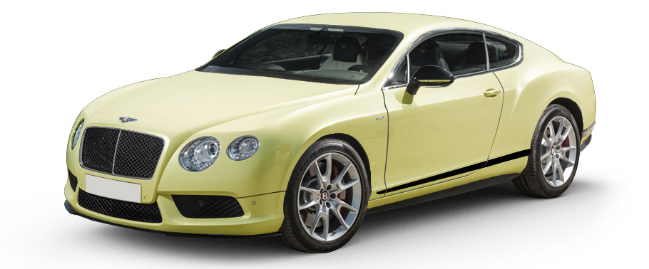 Bentley Continental GT Speed Convertible Image