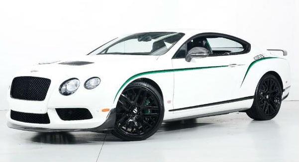 Bentley Continental GT3-R Image