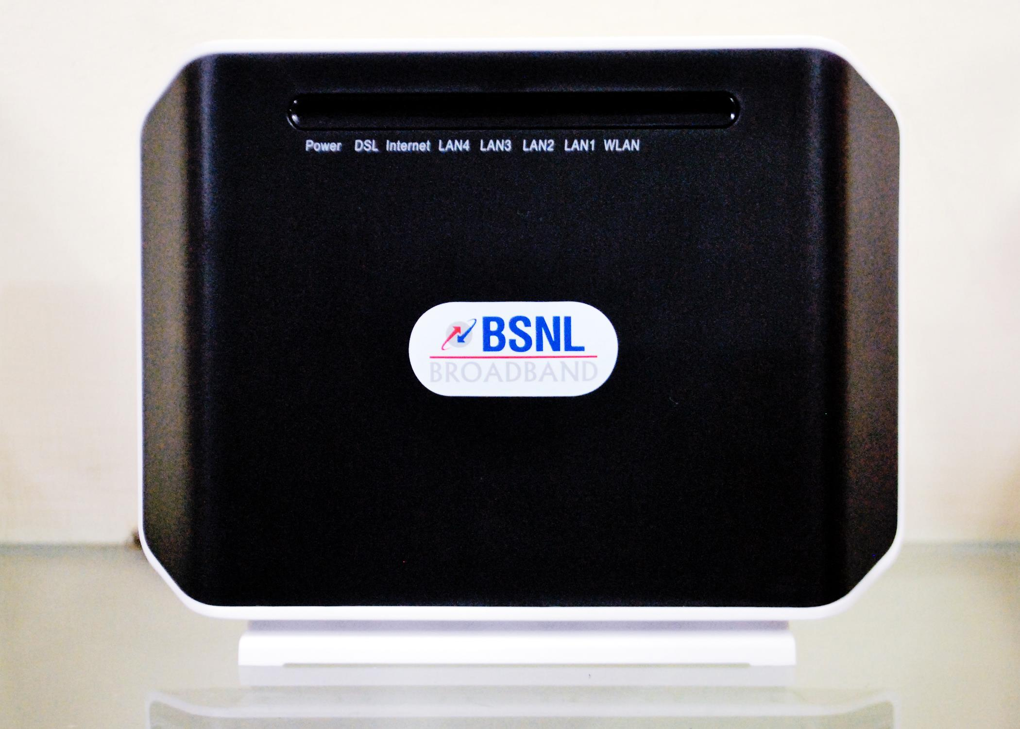Teracom TDSL300W2 ADSL2+ Modem Image