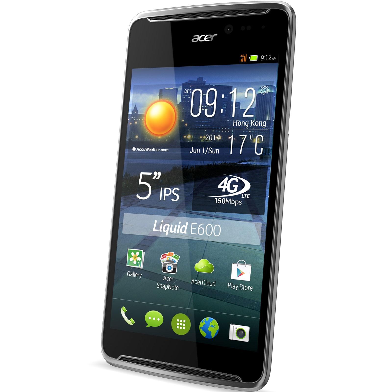Acer Liquid E600 Image