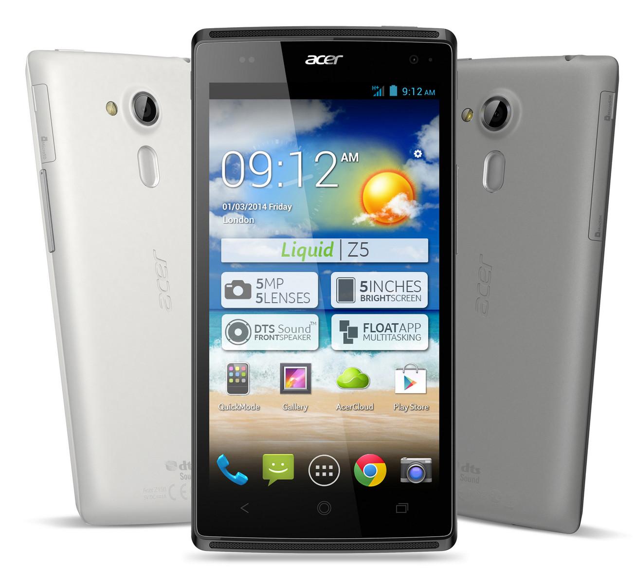 Acer Liquid Z5 Image