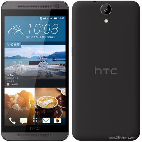HTC One E9 Image