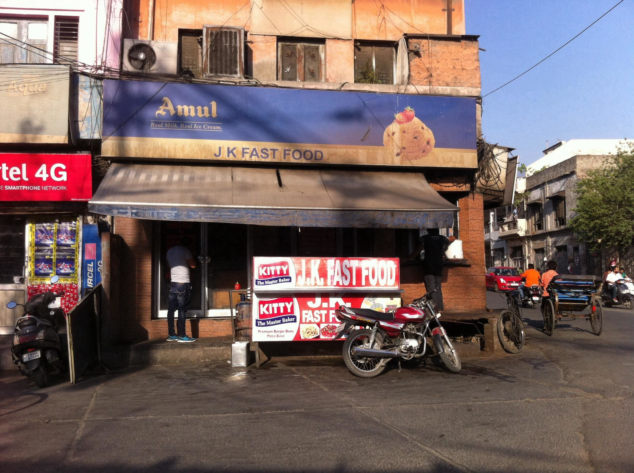 J.K. Fast Food - ludhiana Junction - Ludhiana Image