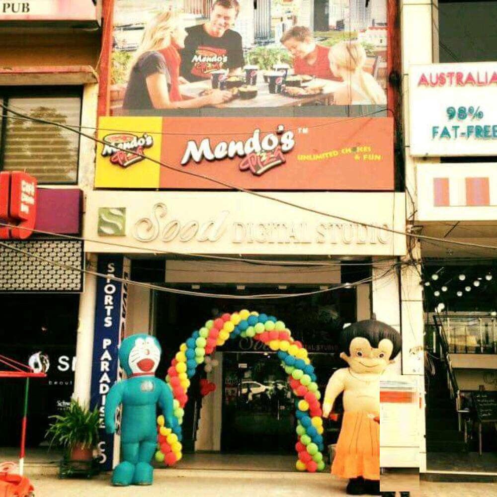 Mendo's Pizza - Sarabha Nagar - Ludhiana Image