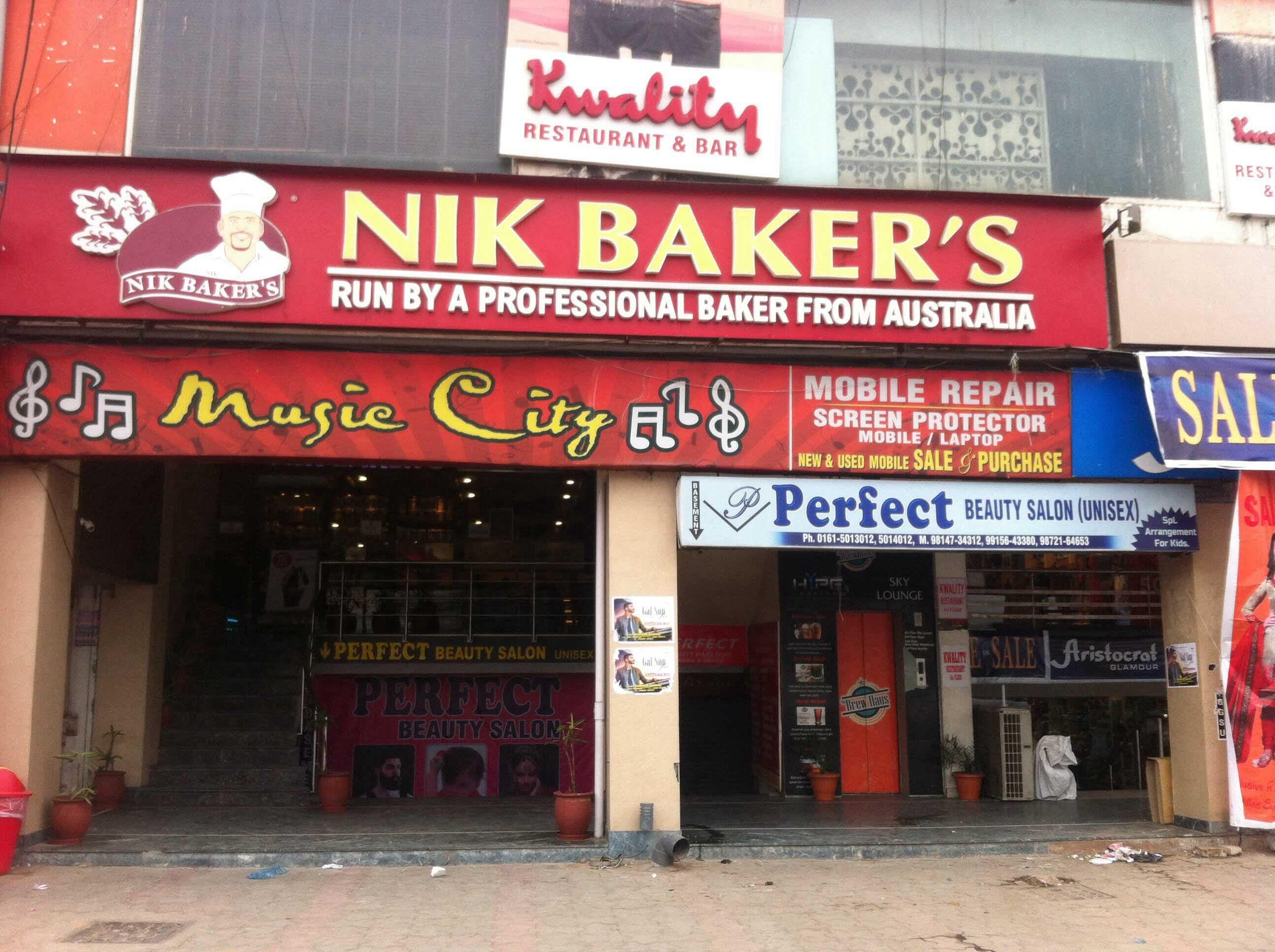 Nik Bakers - Sarabha Nagar - Ludhiana Image